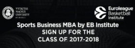 Sports Business MBA