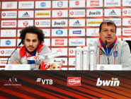 "Ataman: ""This is our first finale, we will win…"""