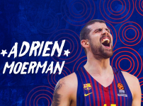 Anadolu Efes signs a familiar name, Adrien Moerman