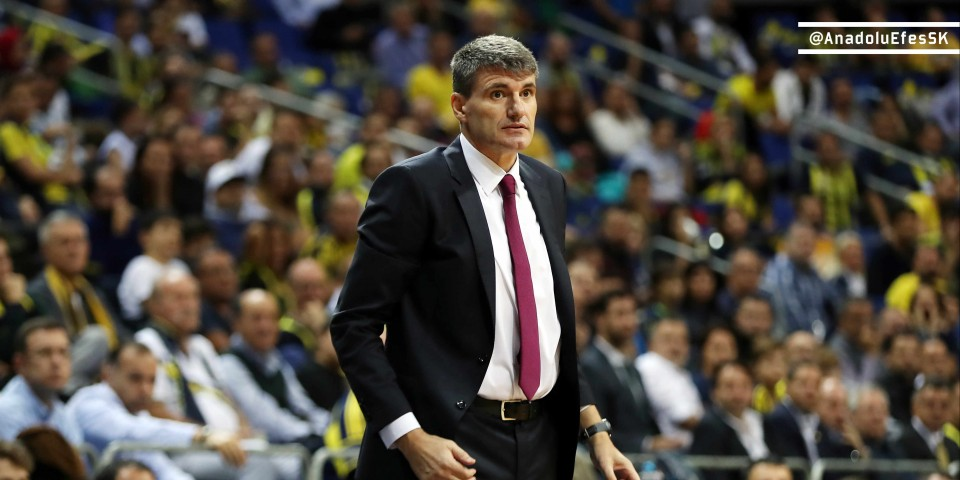 "Perasovic: ""Our rotation was short because of our absents…"""