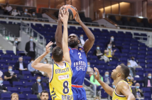 First Victory in Euroleague in Away Game against Berlin: 93-72