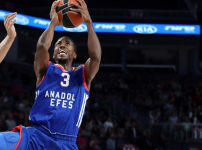 Euroleague : Anadolu Efes - Real Madrid : 74 - 88