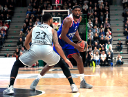 Victory on Asvel Road Game: 90-84