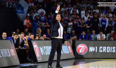 "Ergin Ataman: ""We have to create the same atmosphere with the same seriousness on Tuesday evening…"""