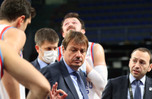 "Ataman: ""Our players shared the minutes before the Euroleague double week…"""