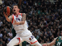 Euroleague : Panathinaikos - Anadolu Efes: 90 - 79
