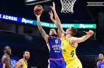 Win Against ALBA Berlin With Our Second Half Game: 84-76