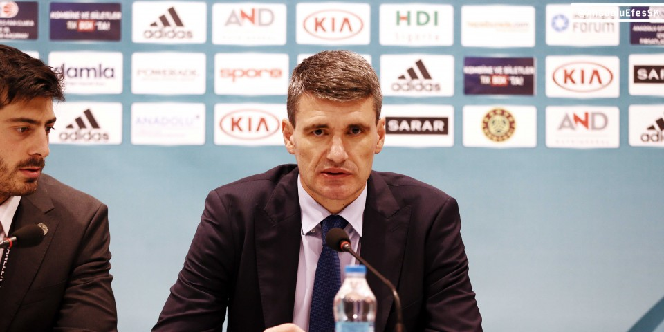 "Perasovic: ""This is not a day to talk about basketball..."""