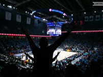 400th Euroleague Match Excitement in Sinan Erdem Sports Arena…