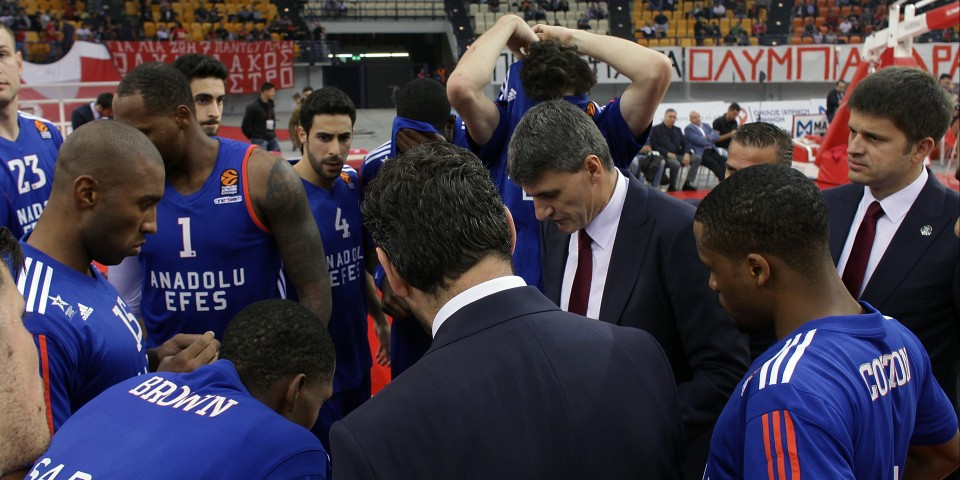 "Perasovic: ""We made mistakes every time we got close..."""