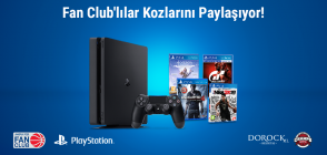 YILIN EN EFSANE PLAYSTATION 4 TURNUVASINA HAZIR MISIN?