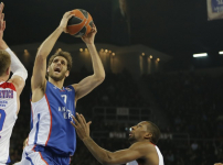 Euroleague: Anadolu Efes - CSKA Moskova