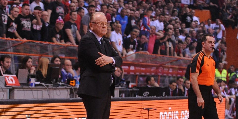 "Dusan Ivkovic: ""We allowed easy scoring early in the second half, and lost our grip..."""