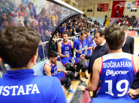 "Ergin Ataman: ""We've raised the score difference within the second half playing seriously…"""
