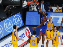 Turkish Airlines Euroleague'de Khimki Deplasmanındayız...