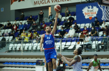 Victory in Fethiye: 90-84
