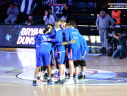 We are going on the Court for the Championship in Euroleague…