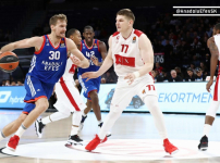 Euroleague : Anadolu Efes - AX Armani Exchange Olimpia Milan