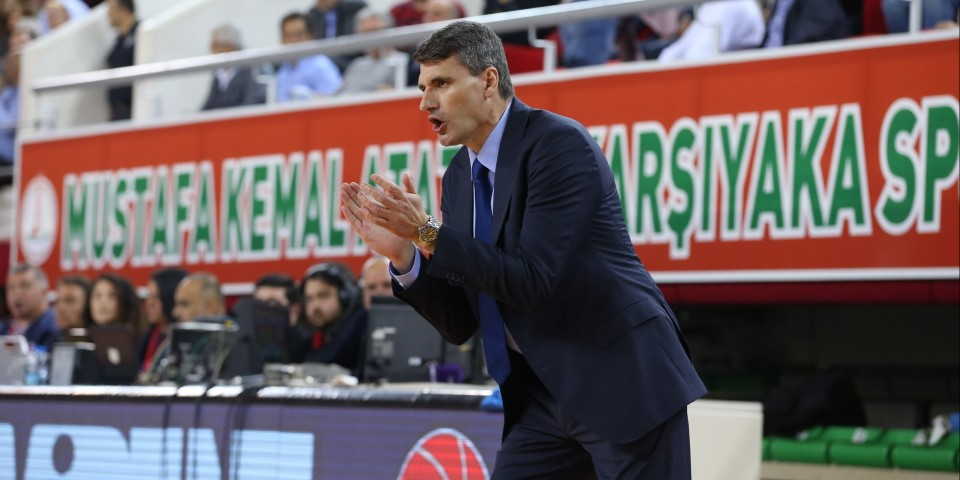 "Perasovic: ""We have given the match we could have win as a gift at the end of the normal duration..."""