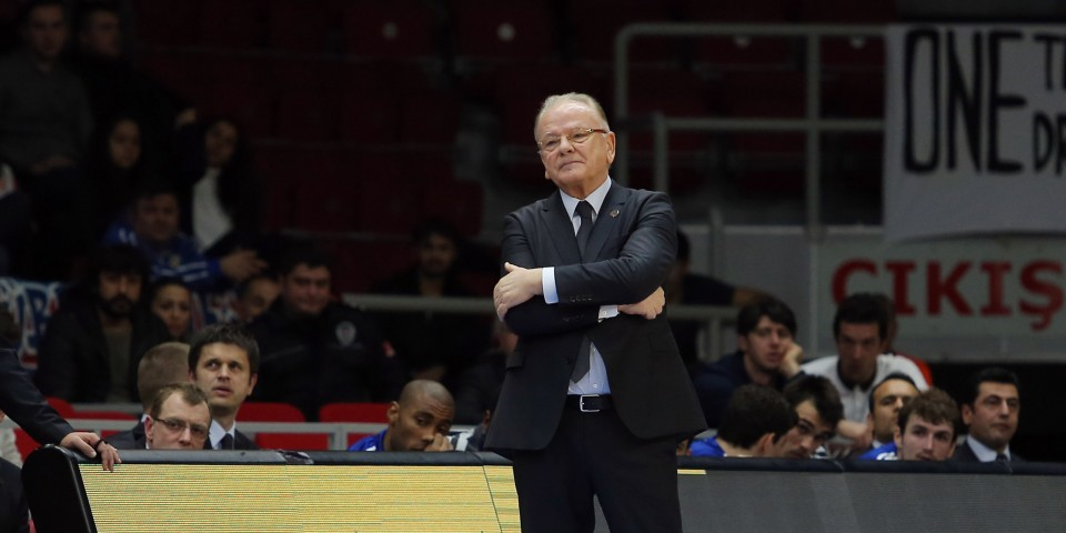 "Dusan Ivkovic: ""Dominating rebounds could be the key to the game..."""