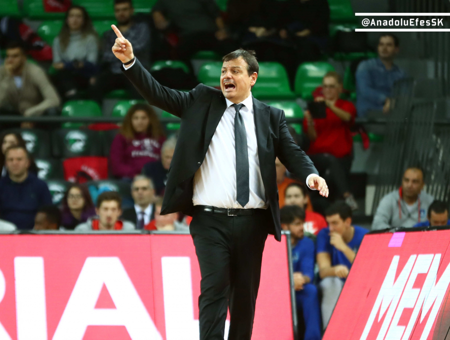 "Ataman: ""We succeeded on winning at an important away game…"""