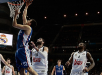 Euroleague : Real Madrid - Anadolu Efes