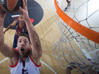 Euroleague : Barcelona - Anadolu Efes: 85-89