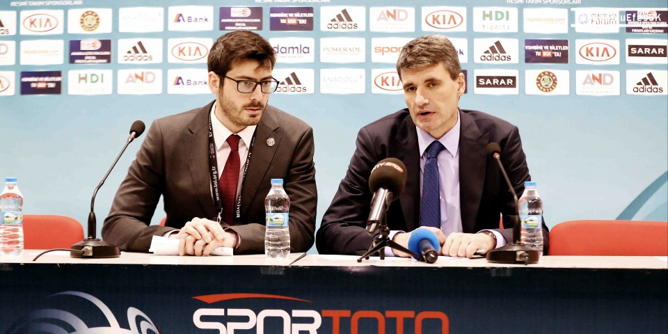 "Perasovic: ""We were better-concentrated in the second half, and we found the key to the victory..."""
