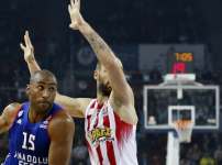 Euroleague : Anadolu Efes - Olympiacos