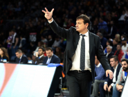 "Ergin Ataman: ""We started the game terrible, with very low tempo."""