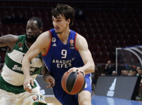 Euroleague: Anadolu Efes - Panathinaikos