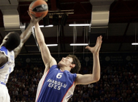 Euroleague : Dinamo Sassari - Anadolu Efes