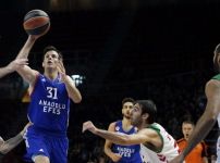 Euroleague: Anadolu Efes - Laboral Kutxa