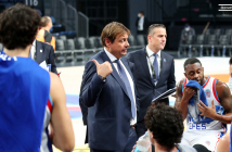 "Ataman: ""We found the chance to rest our players who play longer in Euroleague…"""