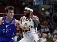 Euroleague: Anadolu Efes - Lokomotiv Kuban