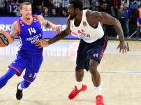 Euroleague : Anadolu Efes - CSKA Moskova : 80 - 98