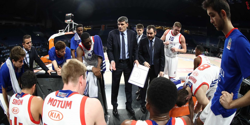 "Perasovic: ""Our defense was good in the last few minutes of the match..."""