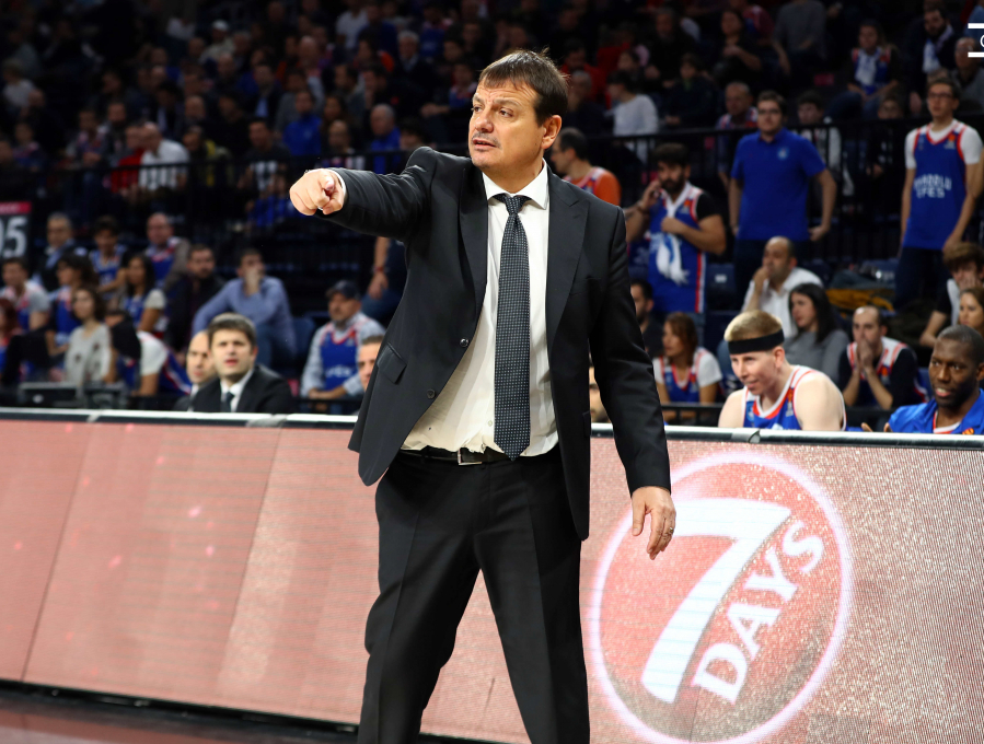 "Ataman: ""Our supporters' love will lead us to very high points in Euroleague…"""
