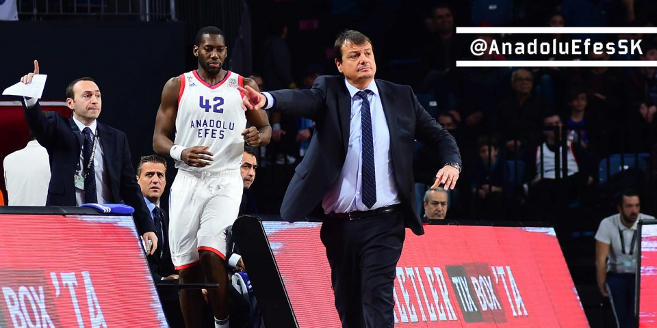 "Ataman: ""We turned the match to our advantage with taking the offensive rebounds…"""