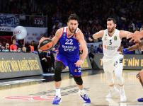 Euroleague'de Kritik Madrid Deplasmanındayız...