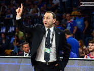 "Yakup Sekizkök: ""We were unable to stay with the unit we wanted on the court because of the fouls and injuries…"""